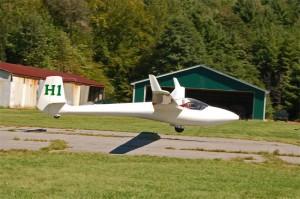 Glasflügel H-201b Standard Libelle